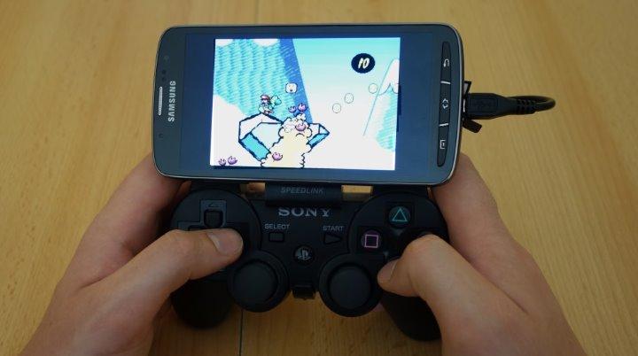 Anleitung AndroidSpiele Mit Playstation Controller Steuern Der - Minecraft mit ps3 controller spielen pc