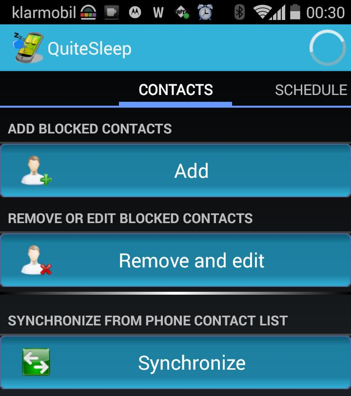 quitesleep