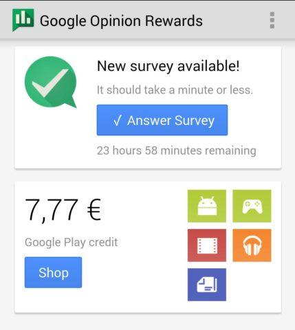 Über neue Umfragen werdet Ihr direkt in der App oder per Push-Benachrichtigung informiert