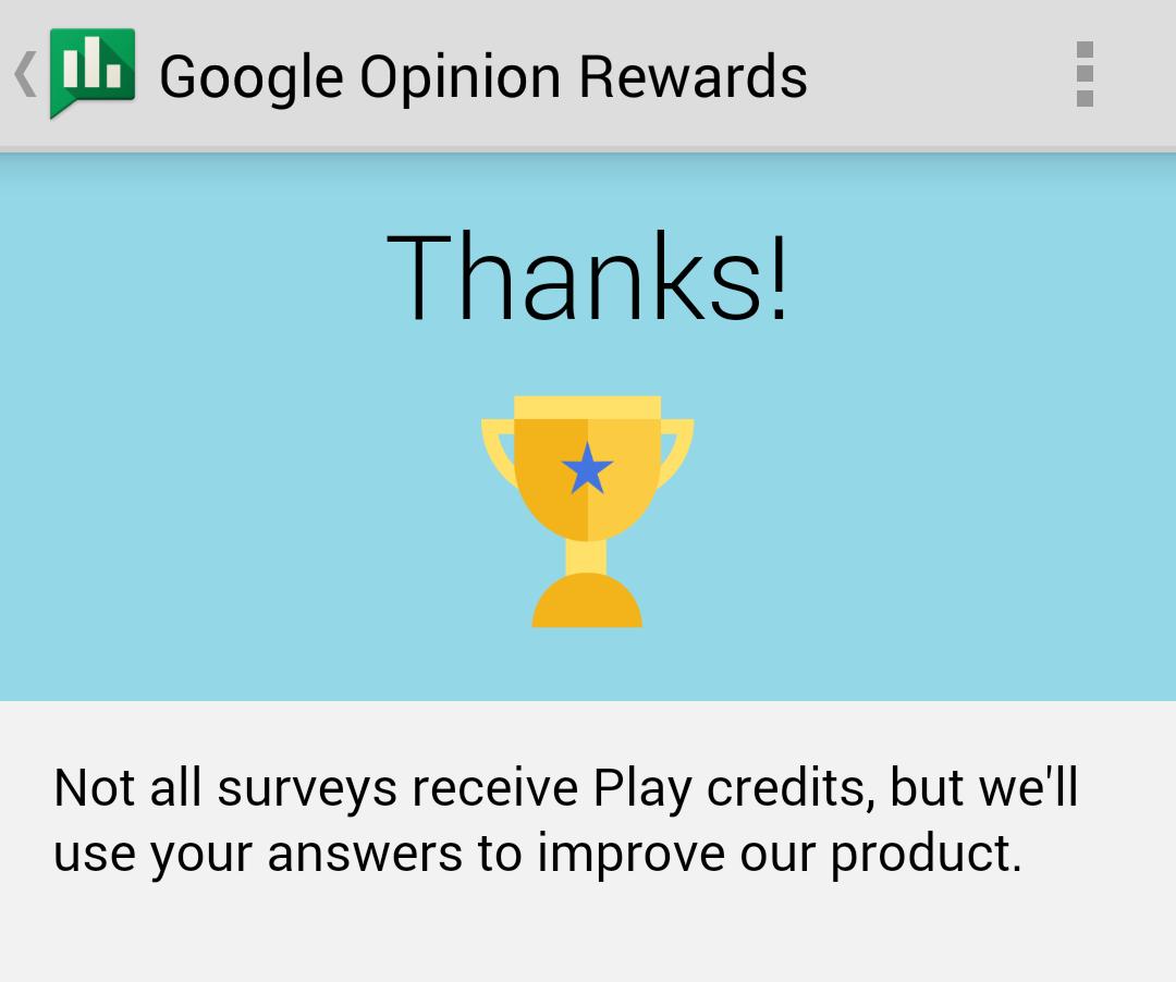 google umfrage app erfahrungen