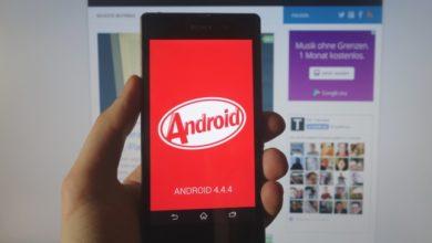 Bild von Anleitung: Android-Updates auf Xperia-Smartphones und Tablets installieren