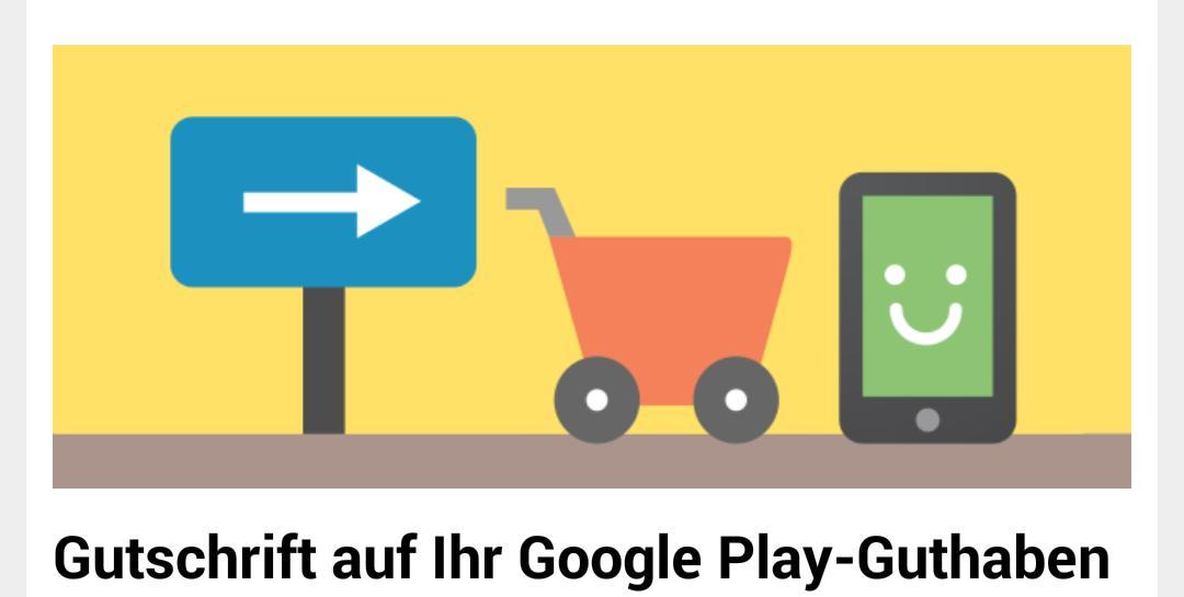 google play guthaben verdienen