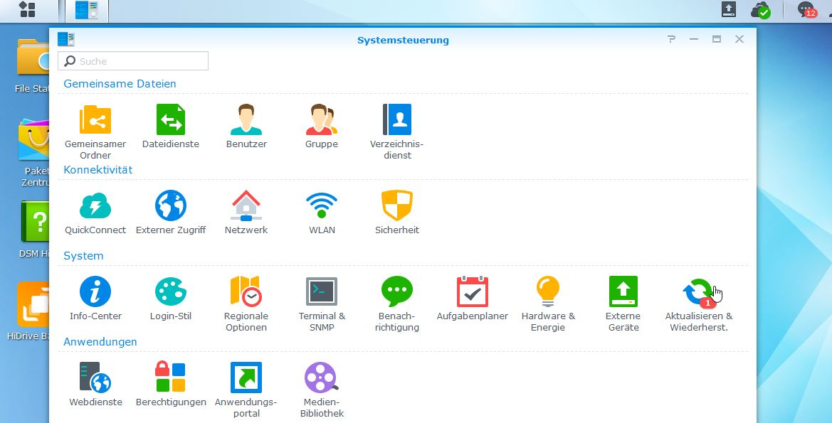WS Synology-Updates 2