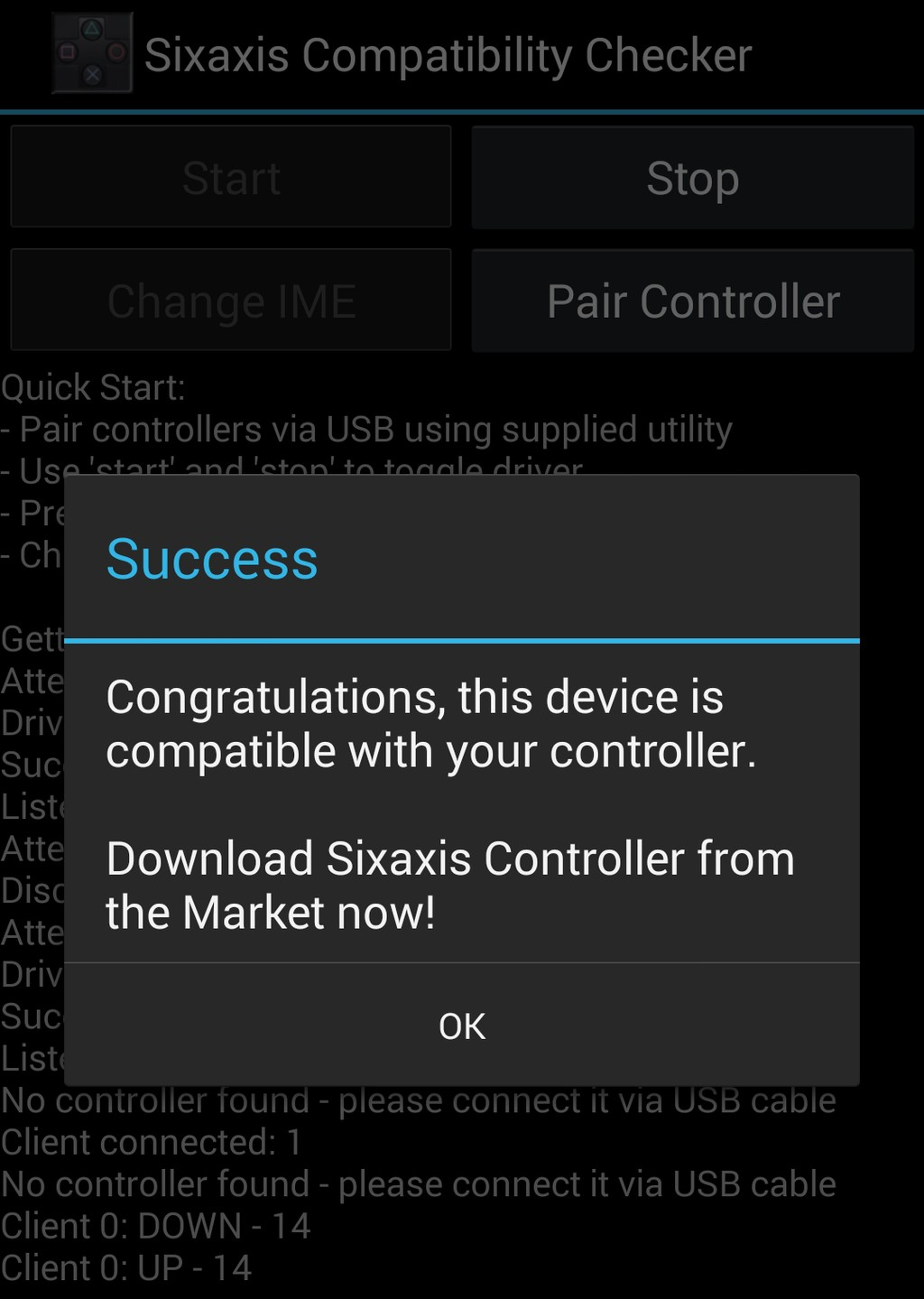 ws Android-Controller 4