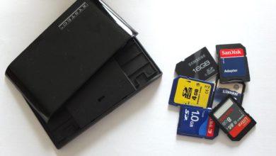 Bild von Anleitung: Eine SSD aus SD-Karten bauen