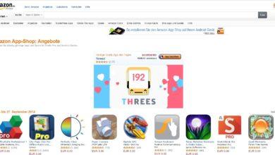 Bild von Gratis Android-Apps für rund 120 Euro bei Amazon abgreifen