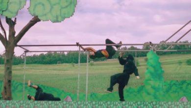Bild von Video: Grandios-halsbrecherischer Pakour-Tribut an 8-bit Jump'n'Runs