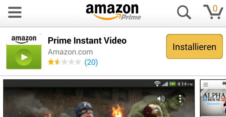 Amazoncom: Prime Video: Prime Video