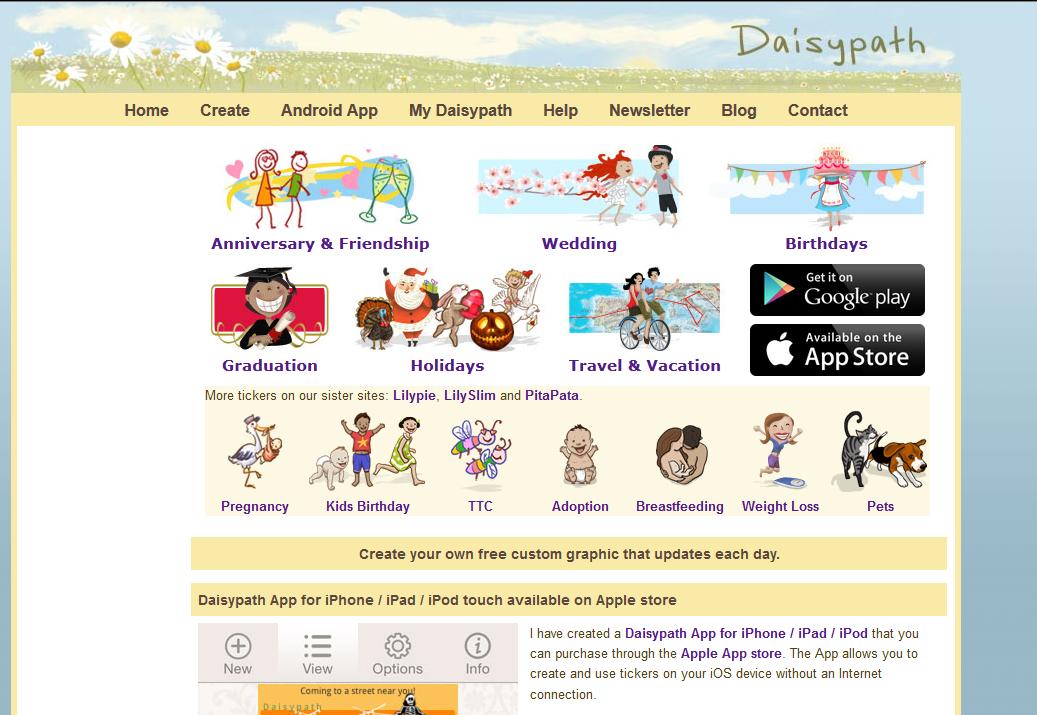 daisypath