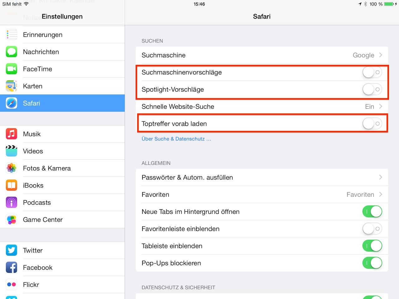 iOS8schneller8
