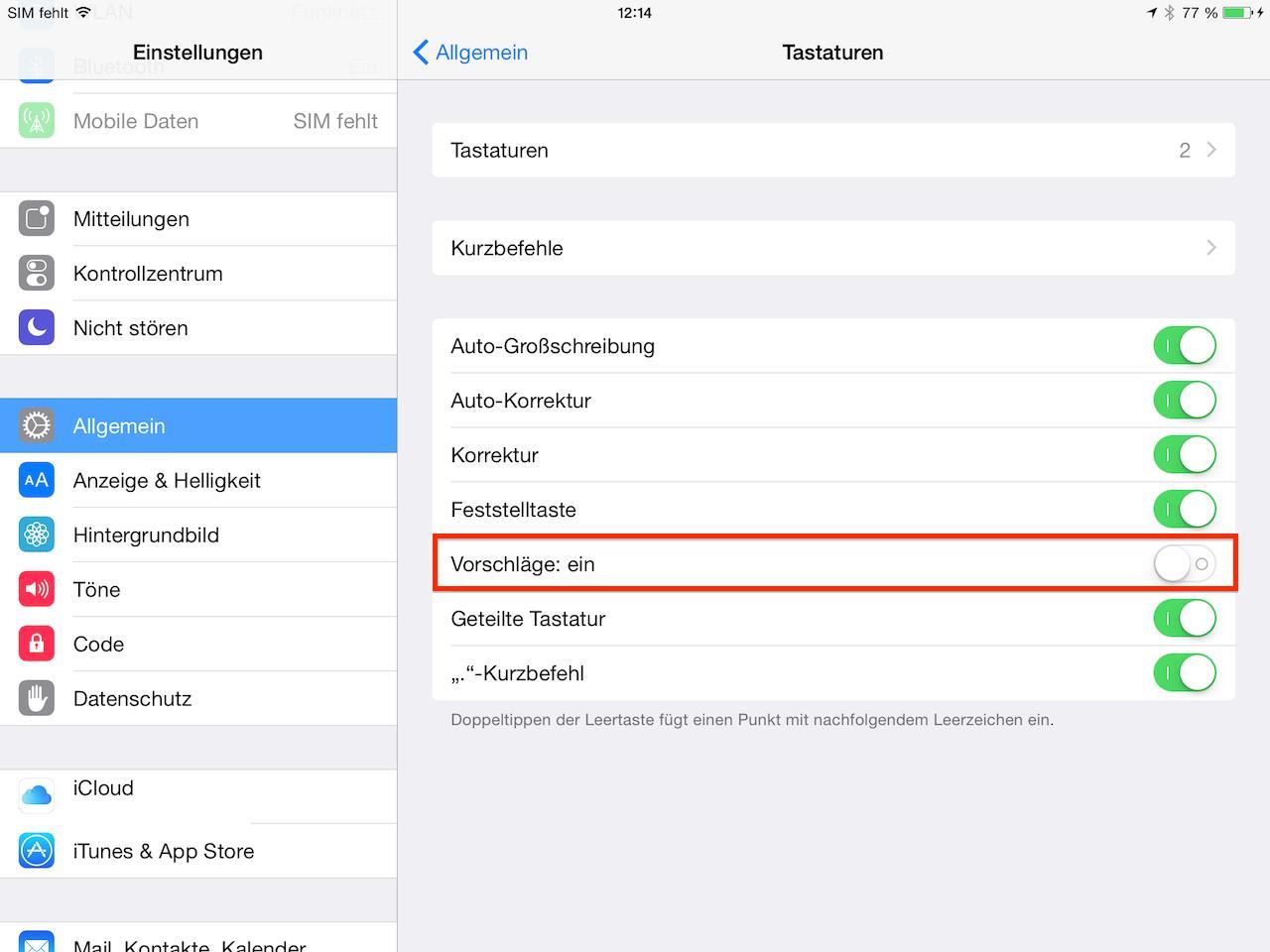 iOS8schneller9