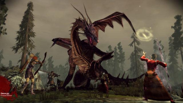 Dark Fantasy vom Feinsten erwartet Euch in Dragon Age: Origins