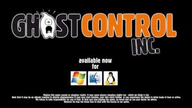 """Bild von Halloween-Gewinnspiel: """"Ghost Control Inc."""" für Mac, Windows oder Linux gewinnen"""