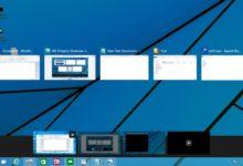 Bild von Anleitung: Virtuelle Desktops in Windows 10 nutzen