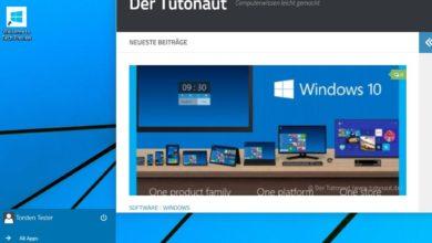 Bild von Anleitung: Windows 10 Preview in einer virtuellen Maschine installieren und nutzen