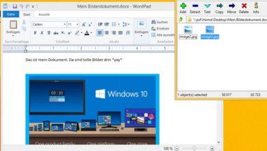 Bild von Tipp: Bilder aus Microsoft Office-Dokumenten kopieren und abspeichern