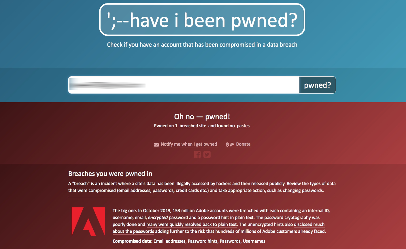 haveibeenpwned2