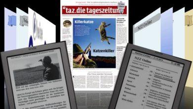 Bild von Anleitung: Online-Magazine automatisch auf den Kindle laden