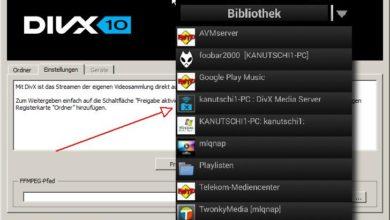 Photo of Anleitung: Mal eben was streamen …