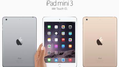 Bild von Die Neuheiten des Apple-Events: iPad Air 2, iPad Mini 3, iMac Retina und ein überarbeiteter Mac Mini