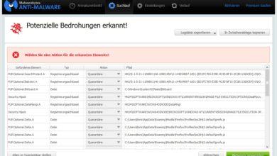 Bild von Anleitung: Windows von Viren, Trojanern und anderer Schadsoftware säubern