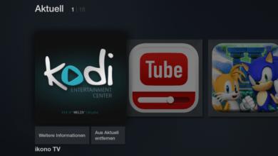 Bild von Anleitung: Kodi / XBMC auf dem Amazon Fire TV einfacher starten