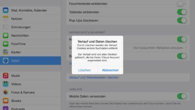 """Bild von Anleitung: Platzfressende """"Andere""""-Daten von iPhone und iPad löschen"""