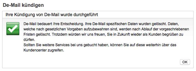 DE-Mail-loeschen