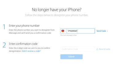 Bild von Telefonnummer aus iMessage löschen und SMS-Empfangsprobleme lösen