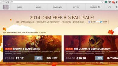 Bild von Tipp: Gratis-Spiel und viele gute Gaming-Angebote im Winter-Sale von GOG