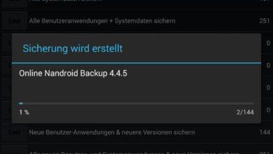 Bild von Anleitung: Android-Apps und Daten mit Titanium Backup sichern [ROOT]