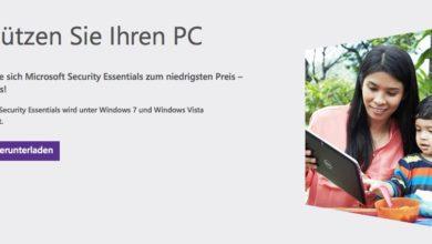 Bild von Windows dauerhaft und kostenlos mit Microsoft-Lösungen absichern