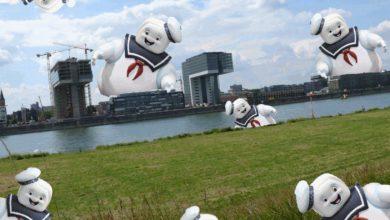 Bild von Anleitung: Animierte GIFs mit Gimp erstellen – Disko-Hörnchen & Mashmallow Man