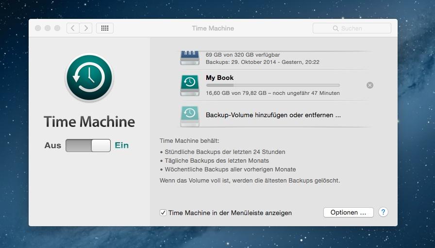OS X Migration