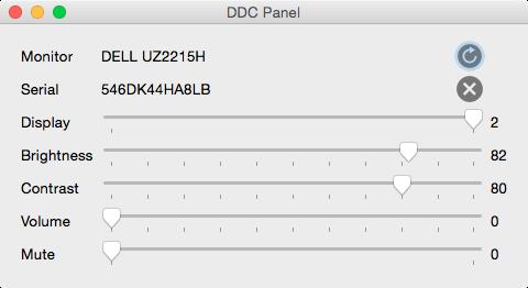 DDC-Panel