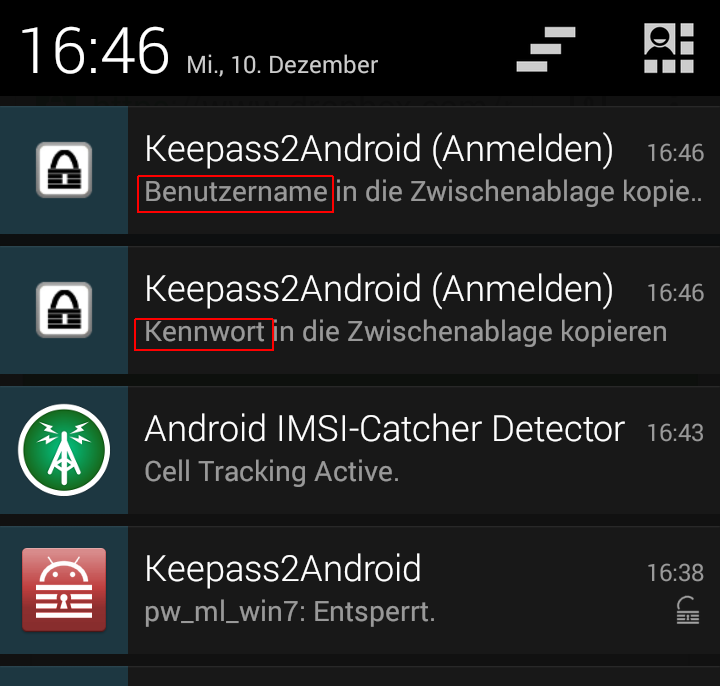 keepass2android