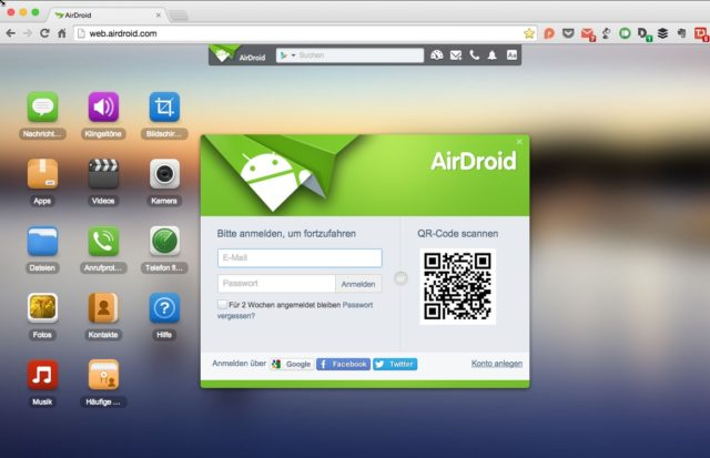 ws AirDroid - 2