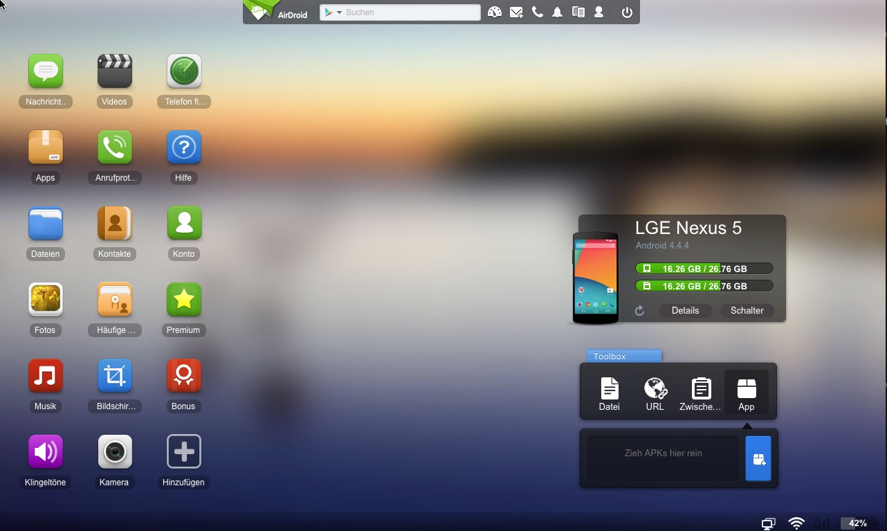 ws AirDroid - 3