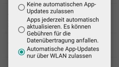 Photo of App-Updates unter Android automatisch installieren – und was Ihr dabei beachten müsst