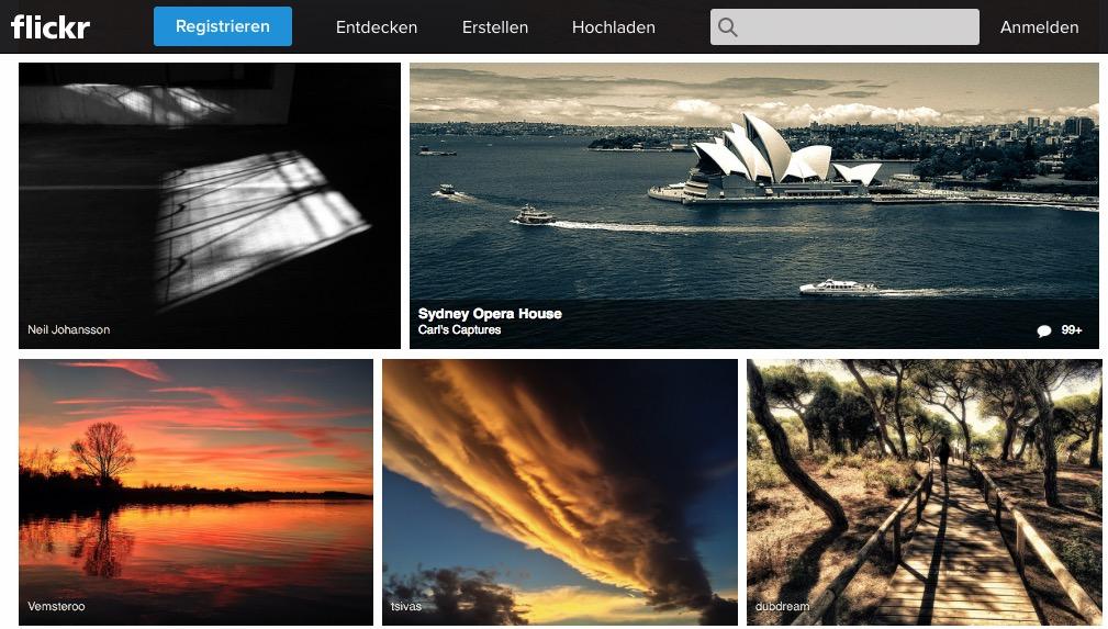 FlickrCameraFinder