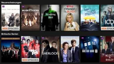 Bild von Anleitung: Das komplette US-Programm von Netflix mit einem deutschen Account schauen