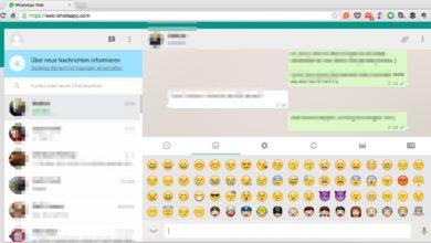 Bild von WhatsApp im Browser nutzen – und warum es immer noch Mist ist