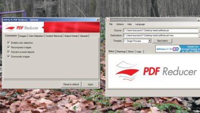 Bild von PDF-Datei mit einem Klick verkleinern