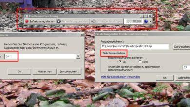 Bild von Anleitung: Mit Windows-Tool richtig nach einer Problemlösung fragen