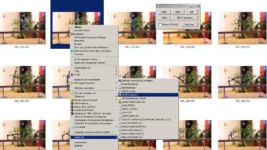 Bild von Tool des Tages: Bilder per Kontextmenü konvertieren