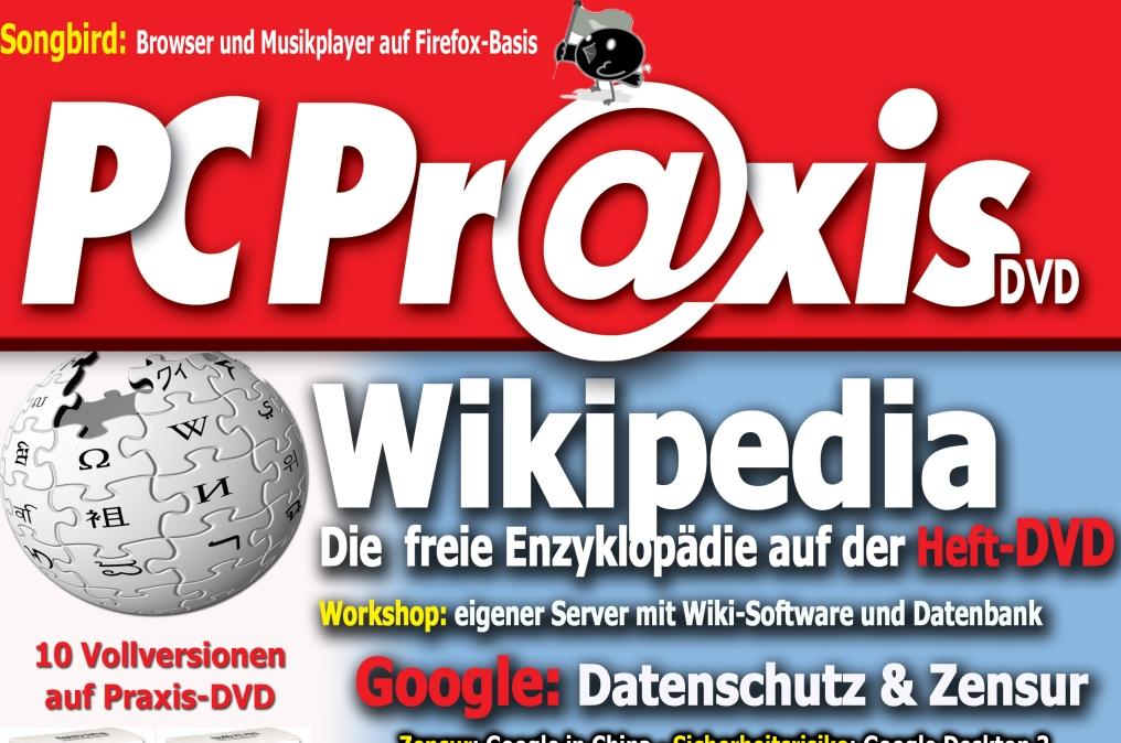 Wikipedia offline - super. Wikipedia-Community, die sich aufregt, irgendwelche Lizenzvorschriften wären nicht korrekt befolgt worden - nervtötend. Wikipedianer, die uns beistanden und sich über die Verfügbarmachung gefreut haben - top. Vogel auf dem Cover - entsetzter Chef.