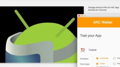 Bild von Android-Apps in Google Chrome auf dem PC oder Mac ausführen