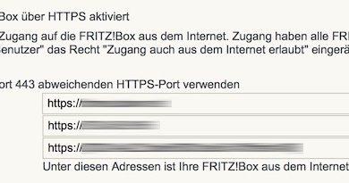 Bild von Anleitung: Per Internet-Fernzugriff auf die FritzBox zugreifen