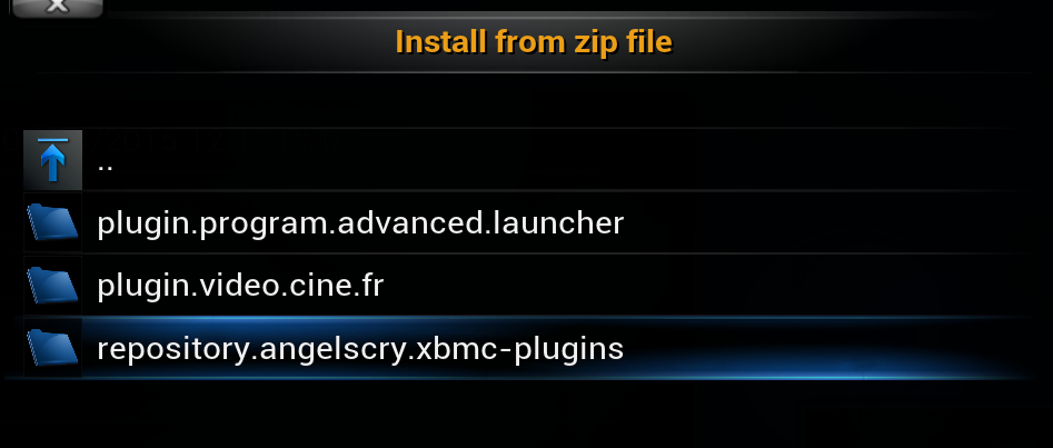advanced launcher